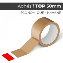 HOT Havane 50mm - Ruban Adhésif Colle Acrylic