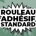 Rouleau Adhésif Standard