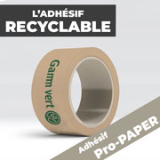 Rubans Adhésifs Pro-PAPER